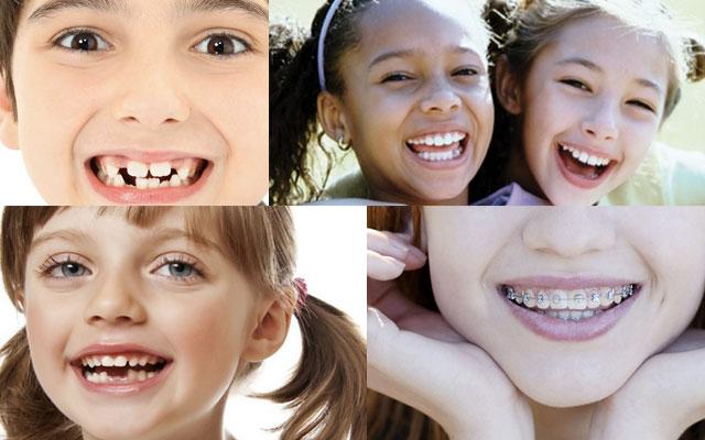l'orthodontie chez l'enfant