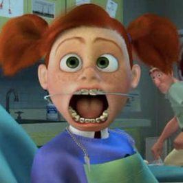 La peur du dentiste chez les enfant. Et chez l'orthodontiste alors ?