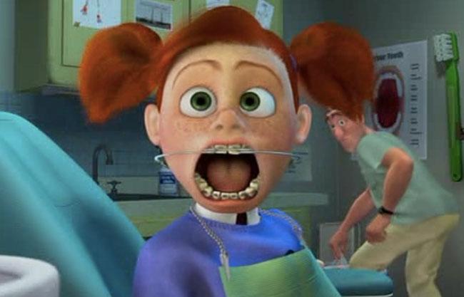 peur de l'orthodontiste
