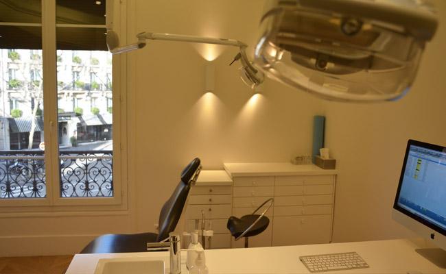 cabinet d'orthodontie à Paris 8ème