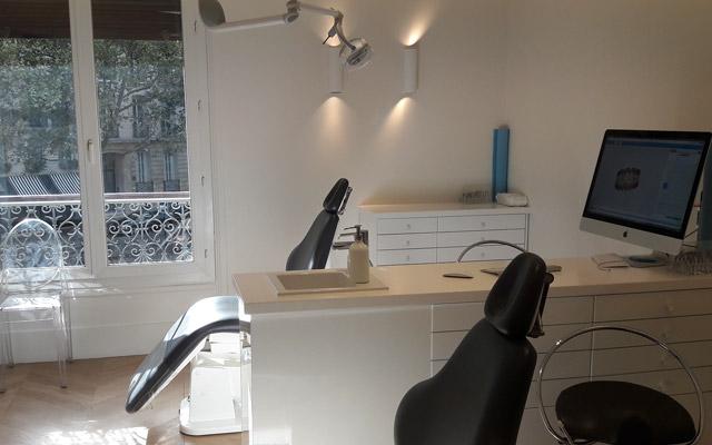 1ère consultation au cabinet d'orthodontie