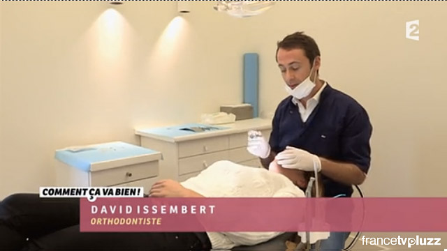 orthodontie linguale dr Issembert - France2