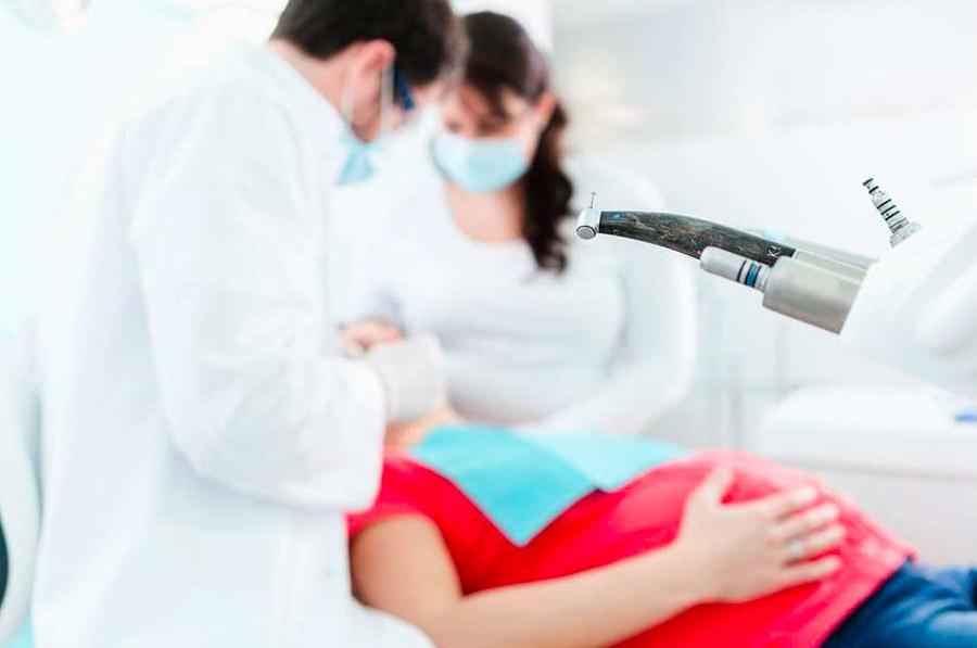 orthodontie et femme enceinte