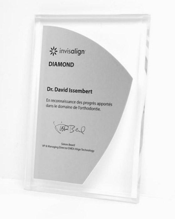 Invisalign Diamond Provider Dr Issembert